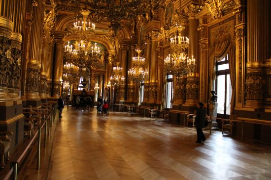 Paris, France: Grand Foyer