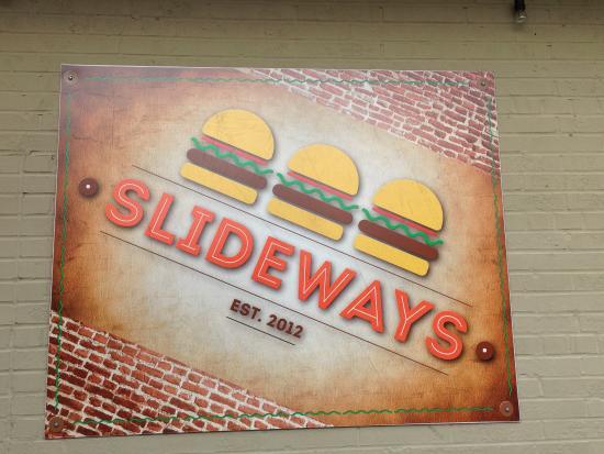 Hapeville, GA: Outside Sign