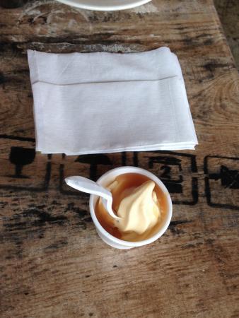 Hapeville, GA: Free Ice Cream Dessert