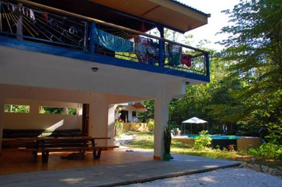 Mal País, Costa Rica: Main house