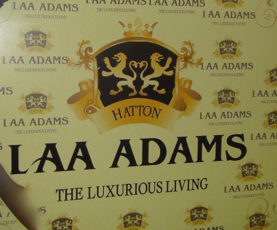 Hatton, Sri Lanka: not really luxurious