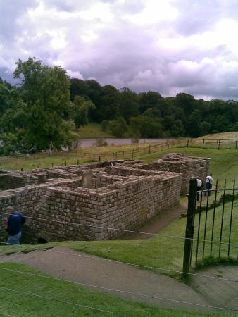 Hexham, UK: Chesters Roman Fort Cilurnum