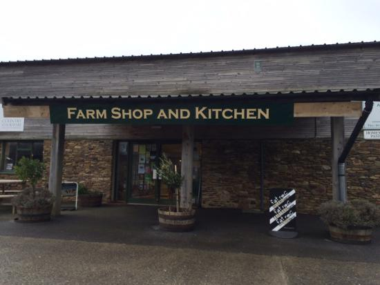 dean court farm shop and kitchen buckfastleigh restaurant reviews rh tripadvisor co uk