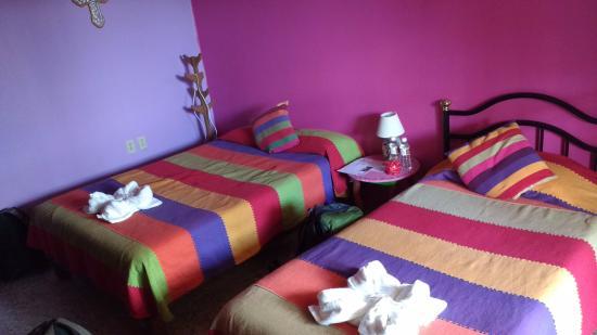 Posada Don Mario: Excelentes y limpias habitaciones.
