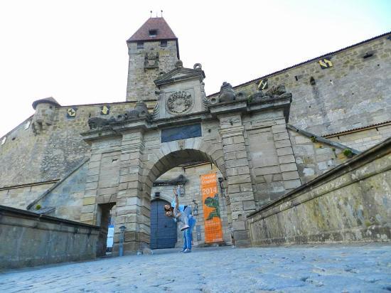 Coburg, Alemanha: impresionante castillo