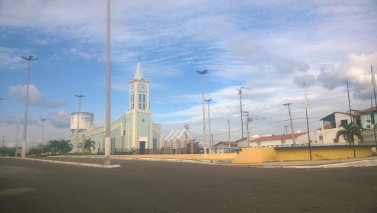 Aiuaba, CE: Igreja Nossa Senhora