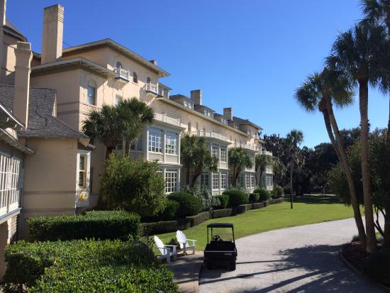 front side of the hotel picture of jekyll island club resort rh tripadvisor com