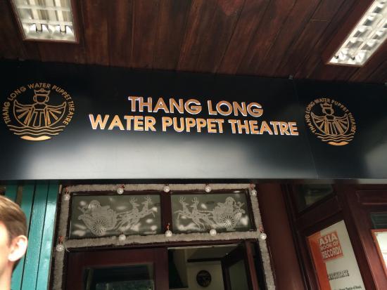 Thang Long Water Puppet Theater: photo0.jpg