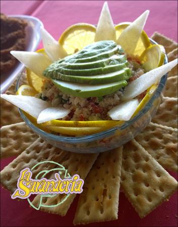 La Cruz de Huanacaxtle, Meksiko: Ceviche Vallarta