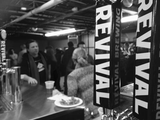 Cranston, RI: Parties at the Revival Tasting Room