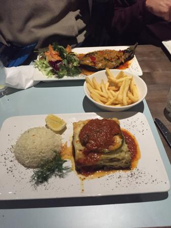 Restaurants Near Hatch End