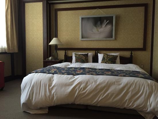 Hotel La Neige: Deluxe twin room