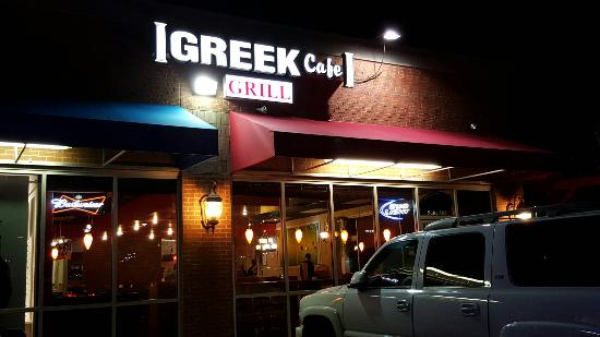 Greek Cafe Grill