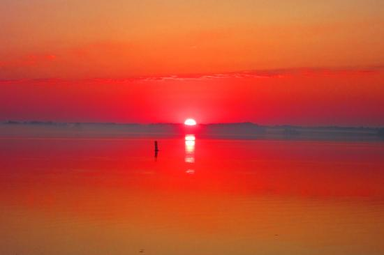 Wellington, Canadá: an amazing sun rise