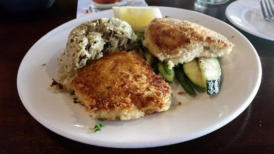 Depoe Bay, OR: Crab cakes