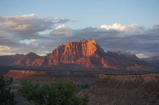 Springdale, UT: Zion Outback Safaris Sunset Tour September