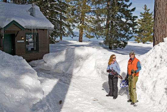 Camp Richardson Resort: Winter at the Resort