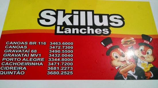 Skill'Us Lanches