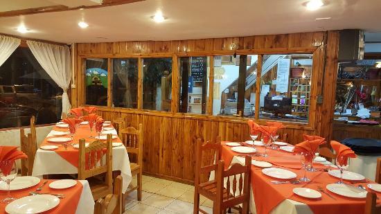 Restaurant Del Hotel Elizabeth