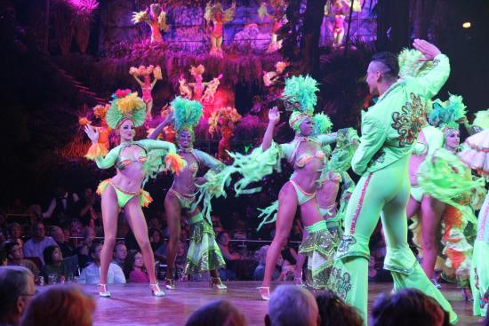 Tropicana: As danças eram lindas