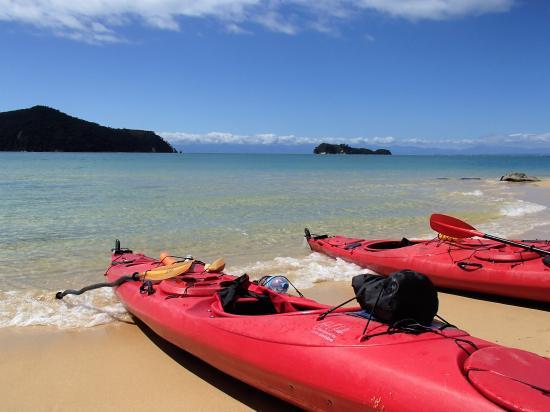 Marahau, Новая Зеландия: Fishermans islands