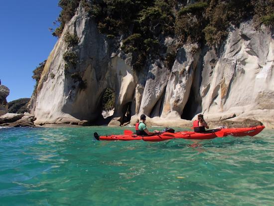 Marahau, Новая Зеландия: Arch point