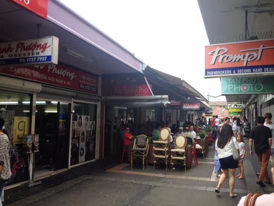 Cabramatta, أستراليا: Cafe Nho