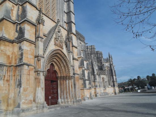 Batalha, البرتغال: Entrada