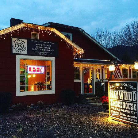 Waynesville, North Carolina: Haywood Smokehouse