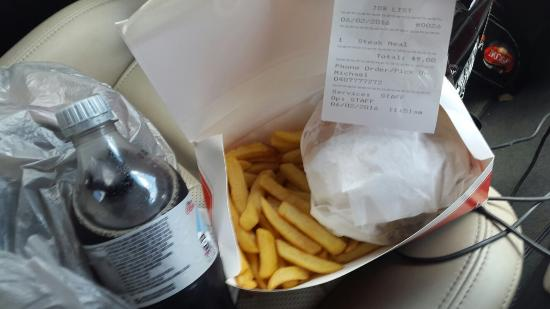 Marsden Fish N Chips