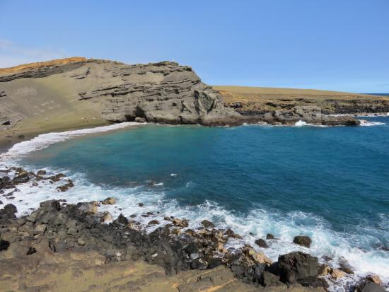 Naalehu, Hawaje: Another view