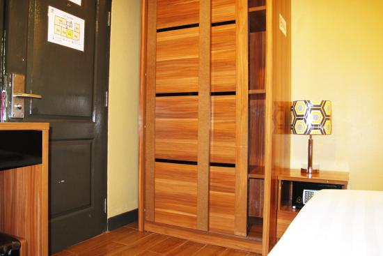 The Richy Place Guest House: Single room