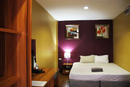 The Richy Place Guest House: inside the room