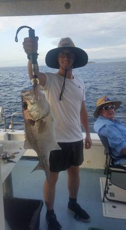 Coffs Harbour, Australia: Lachies mate caught this