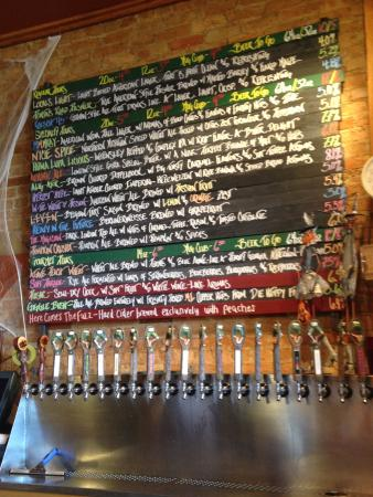 Bellaire, MI: Tap List
