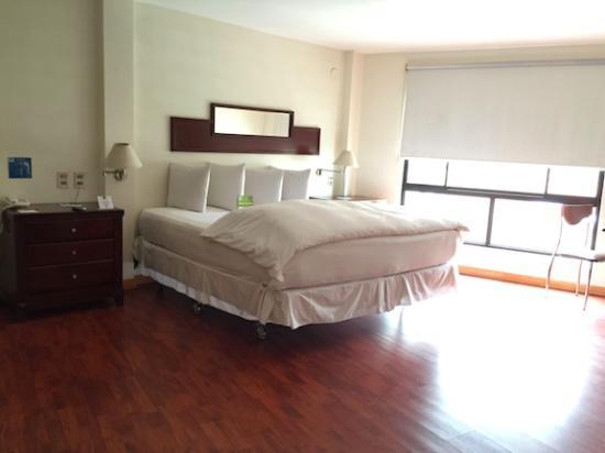 Hotel LP Columbus: Bedroom