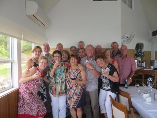 Mosman Park, Austrália: Happy 60th Birthday celebrations