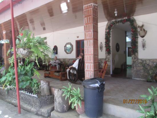 Hotel El Raizon-billede