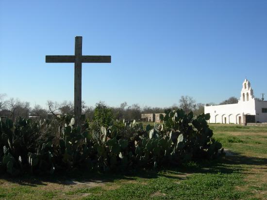 Mission Trail: San Juan mission on the Trail