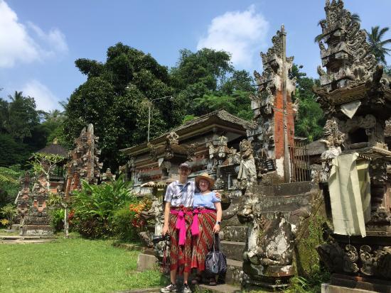 Agus Bali Private Tours: Pura Tirta Empul