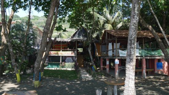 Playa Hermosa, Costa Rica: Beachside
