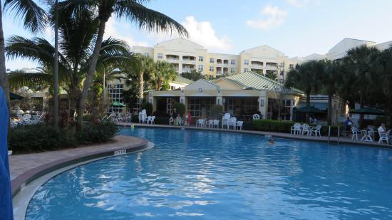 Vacation Village at Weston: Weston pool