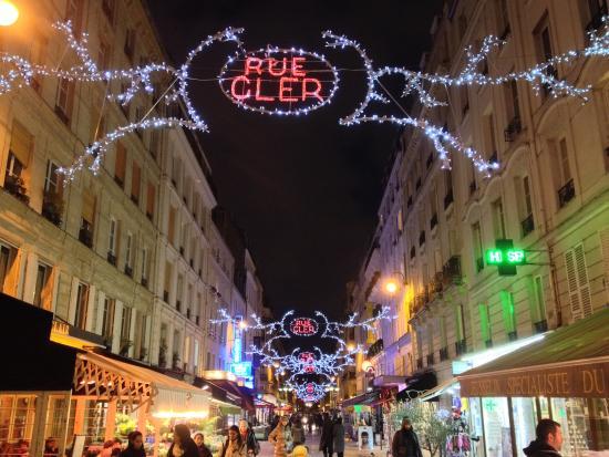 Παρίσι, Γαλλία: Rue Cler