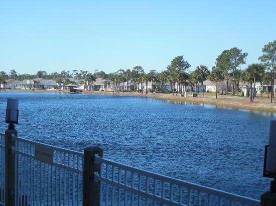 view out the back picture of fairfield inn suites orange beach rh tripadvisor com