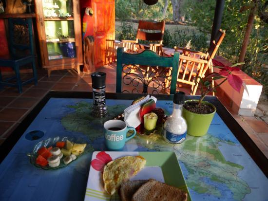 La Garita, Costa Rica: Breakfast