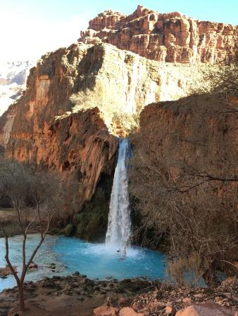 how to get to mooney falls arizona