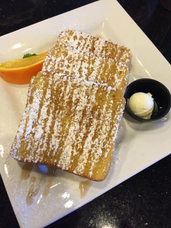 Keke's Breakfast Cafe: French toast