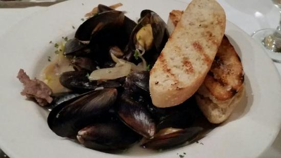 Arroyo Seco, Nouveau-Mexique : Mussels