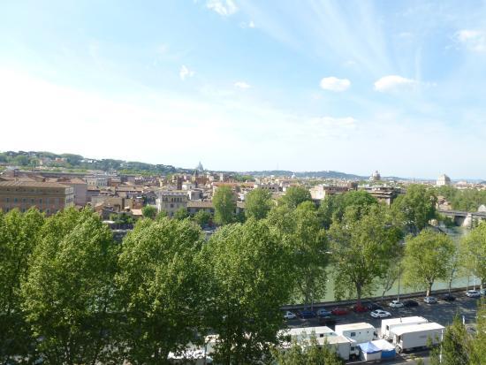 Aventine Hill: Вид на Рим с Авентийского холма
