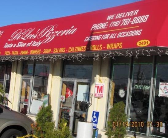 Dileo S Pizzeria Staten Island Ny